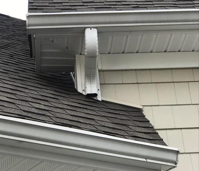 Remove debris from your gutters!