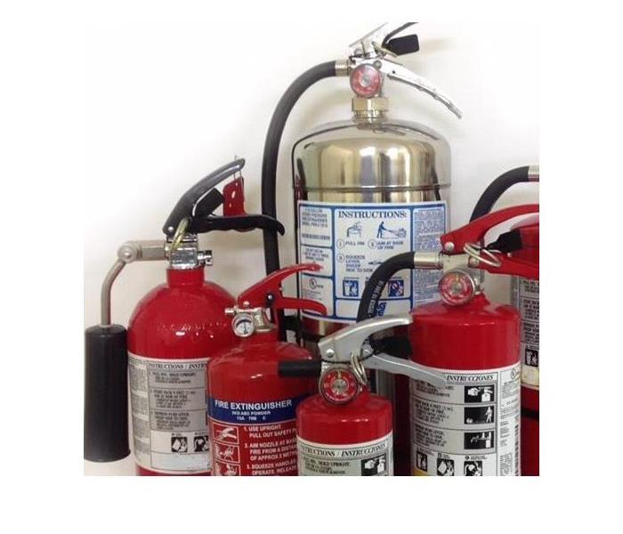 Fire Extinguishers Can Help Save Lives!